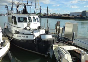 Auction: Damen Shipyards patrol boat 'Schulpegat'
