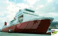 160m / 120 pax Passenger / RoRo Ship for Sale / #1062247