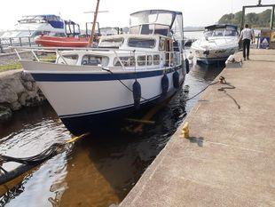 35 Foot Shannon Boat Dutch Steel Cruiser