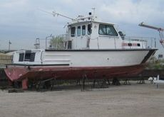 1982 45' Gladding Hearn Built Crew Boat