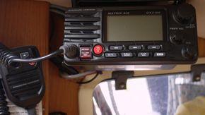 AIS DSC VHF radio