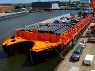 1980 Barge - Flattop Barge For Sale & Charter