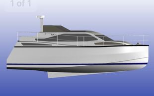 WestBoat 36'  (New for 2020)