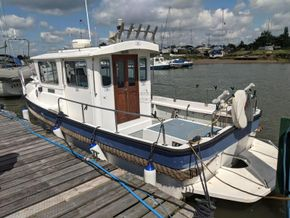 Hardy Fishing 24 - Extended Wheelhouse Recent engine - Exterior