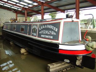 DRY DOCK AVAILABLE IN HEART OF ENGLAND