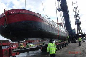 Tilbury docks 2010