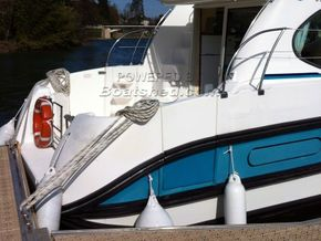 Nicols Estivale Duo Canal and river cruiser - Stern