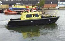 Tideman RBB 800 WJ Cabin - Pilot Boat, Survey