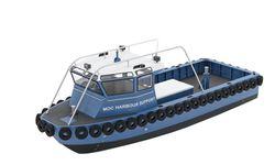 MOC Shipyards 9m Harbour Support