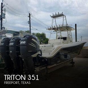 2009 Triton 351