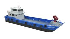 MOC Shipyards 25m Shallow draft Landing Craft