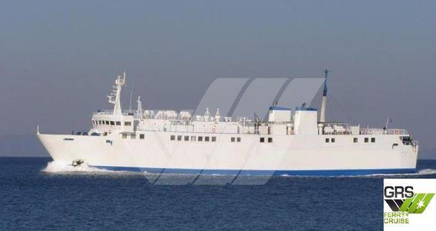 84m / 700 pax Passenger / RoRo Ship for Sale / #1030850