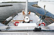 Sailing ketch Mariann av Donsö