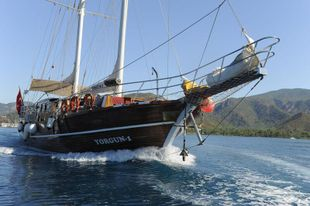 70' KETCH MOTORSAILER FROM OWNER