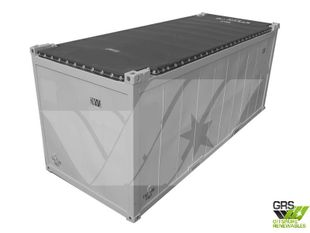 20 ft open top container Offshore Container for Sale / #1085097