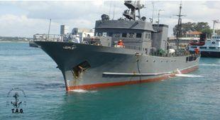 38m Fishery Patrol Vessel