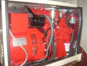 Kubota silent generator