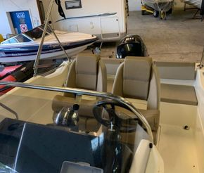Helm & Pilot Seat (for sale through Rock Marine Services Ltd)