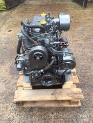 Yanmar 2QM20 20hp Marine Diesel Engine Package