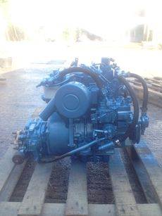Nanni 2.60 HE Marine Diesel Engine Breaking For Spares