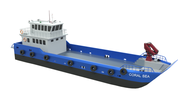 MOC Shipyards 25m Shallow draft Landing Craft