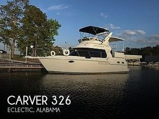 2000 Carver 326