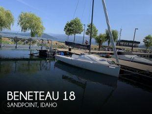 2016 Beneteau Seascape 18