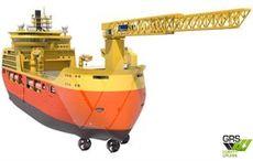 155m / DP 3 Offshore Support & Construction Vessel for Sale / #1081123