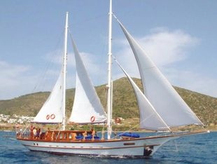 2003 Custom Built Schooner