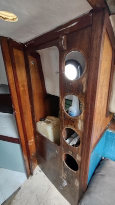 Fisher Freeward 25 Classic Yacht