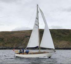 Freya Vindo 50 1972 long keel