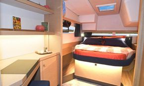 Manufacturer Provided Image: Manufacturer Provided Image: Fountaine Pajot Lucia 40 Cabin