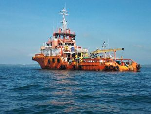 42m Anchor Handling and Towing / Offshore Support Vessel