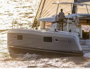 Manufacturer Provided Image: Lagoon 42 Helm