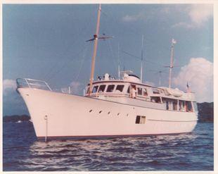 1964 Feadship Classic Canoe Stern