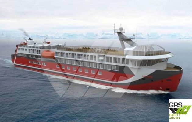 AVAILABLE FOR PROMPT ARCTIC CRUISE VSL CONVERSION - 74m Cruise Ship for Sale / #1106809