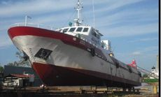 46mtr Supply / Support Vessel