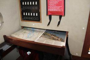 Chart drawer