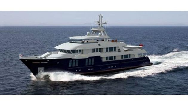 45mt STEEL MOTORYACHT