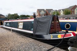 42ft Semi Traditional Narrowboat with Survey Available