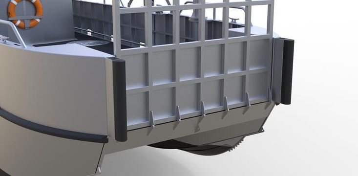 NEW BUILD - 10.3m Multi-Purpose Cat Landing Craft