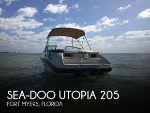 2007 Sea-Doo Utopia 205