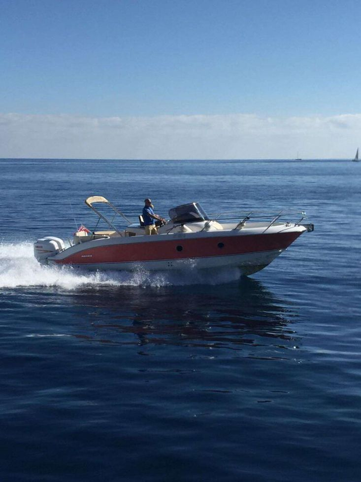 2009 Sessa Key Largo 30