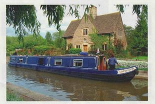 Narrowboat 60'