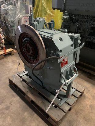 ZF BW 191-1 -  480 kW - 4,393:1 - 0.267 RPM/