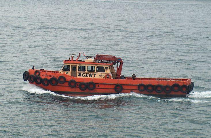 20 Meter Used Agent Boat 1989 Single Screw