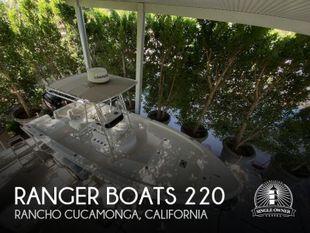 2017 Ranger Boats Bahia 220