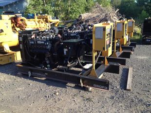 75KVA/60KW GENERATOR - 3 available