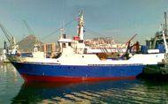 122' Custom Stern Trawler