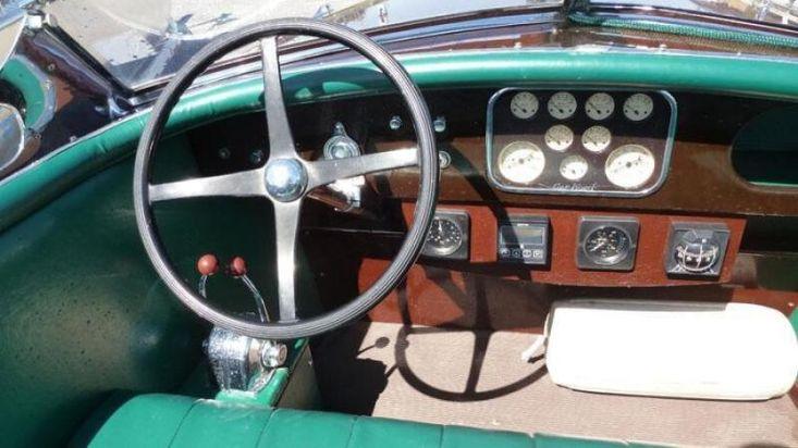 1992 Gar Wood Triple Cockpit